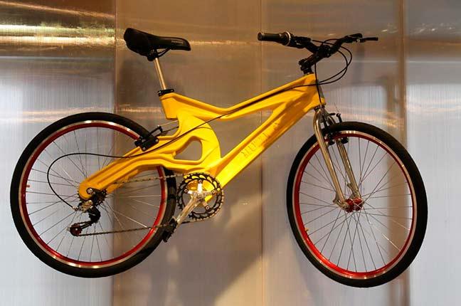 Bicicleta de Plástico