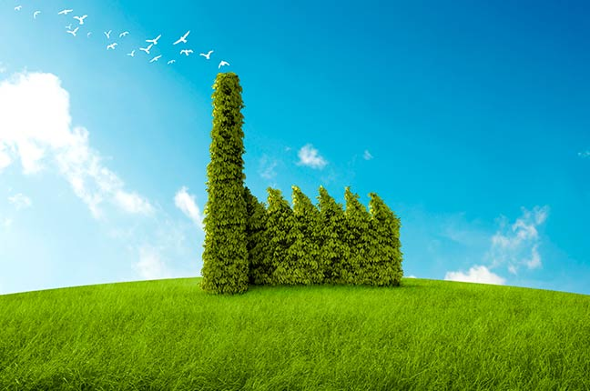 Sustentabilidade na indústria