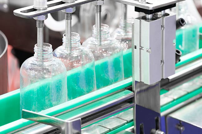plástico na indústria farmacêutica